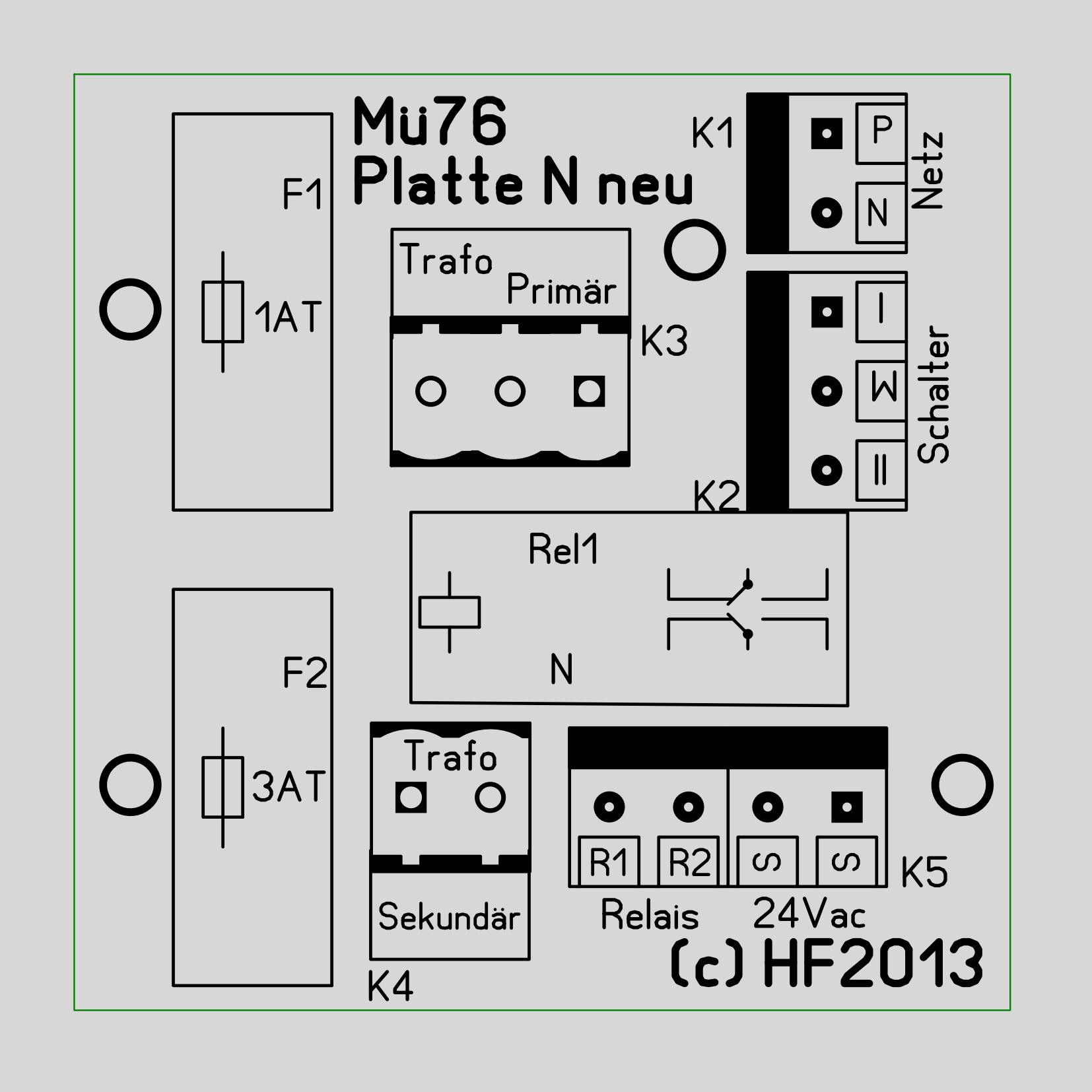Gameroom Austria - Mü76 Umbau
